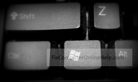 keyboard windows key button shortcut