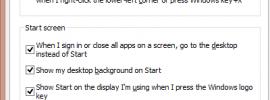 windows 8.1 right click on taskbar - navigation properties