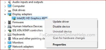 device manager - right click on devices - update - disable - uninstall